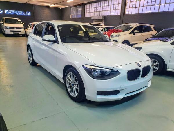 2012 BMW 1 Series 116i Urban Line 5dr f20  Western Cape Maitland_0