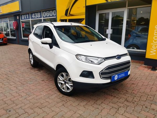 2016 Ford EcoSport 1.5TDCi Trend Gauteng Randburg_0