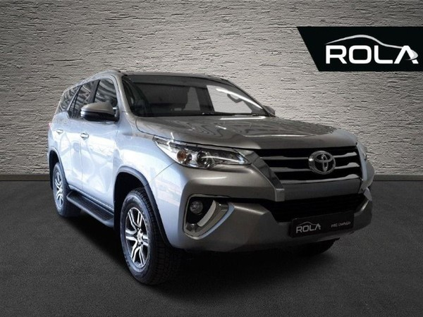 2018 Toyota Fortuner 2.4GD-6 4X4 Auto Western Cape Somerset West_0
