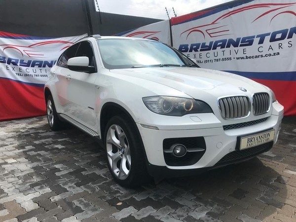 2009 BMW X6 Xdrive50i Exclusive  Gauteng Randburg_0