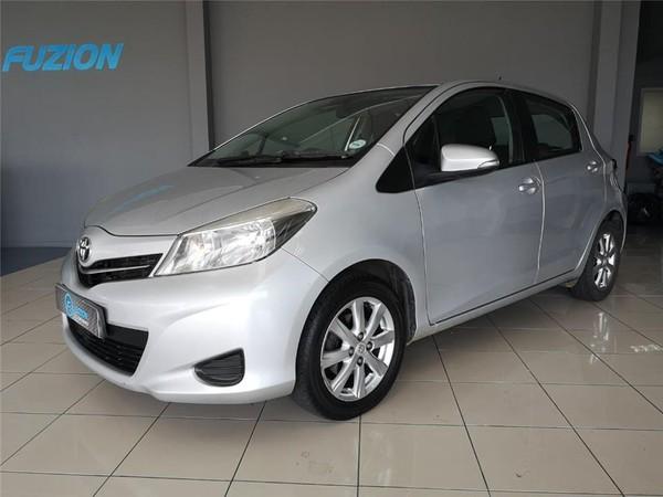 2013 Toyota Yaris 1.3 Xs 5dr  Western Cape Parow_0
