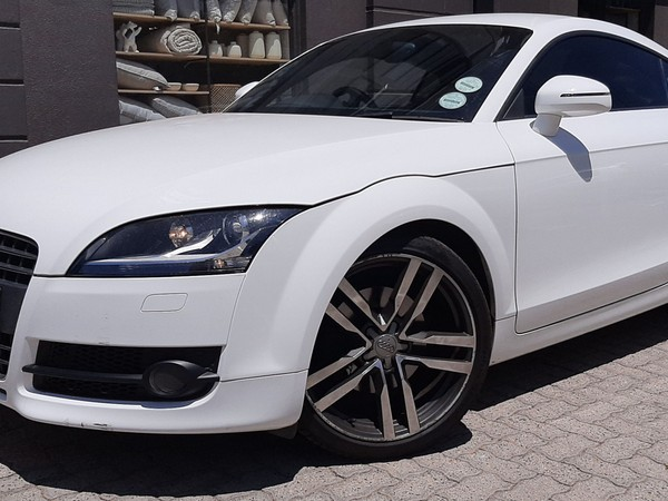 2007 Audi TT 2.0t Fsi Coupe At  Western Cape Cape Town_0