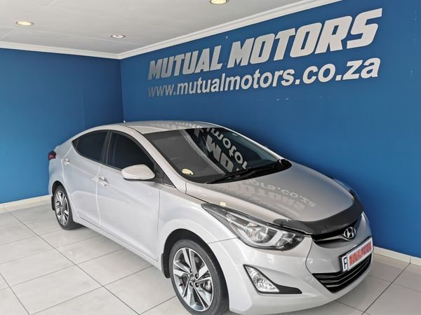2016 Hyundai Elantra 1.6 Executive Auto Gauteng Pretoria_0