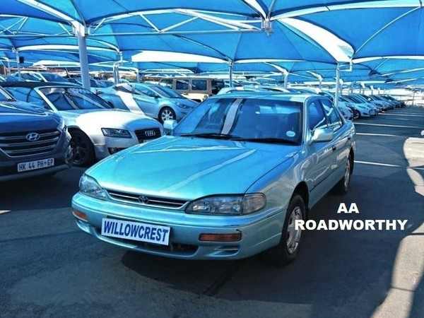1998 Toyota Camry 220si At  Gauteng Randburg_0