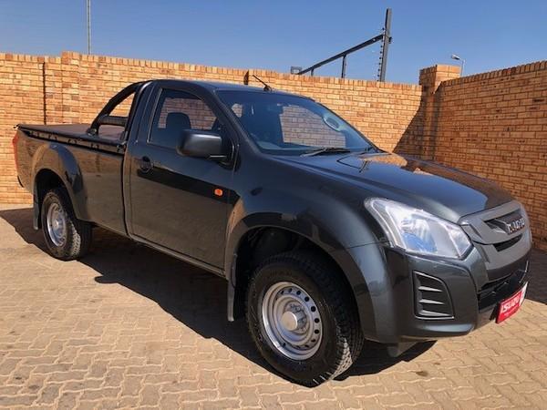 2019 Isuzu D-MAX 250 HO Hi-Rider 4x4 Single Cab Bakkie Gauteng Pretoria_0