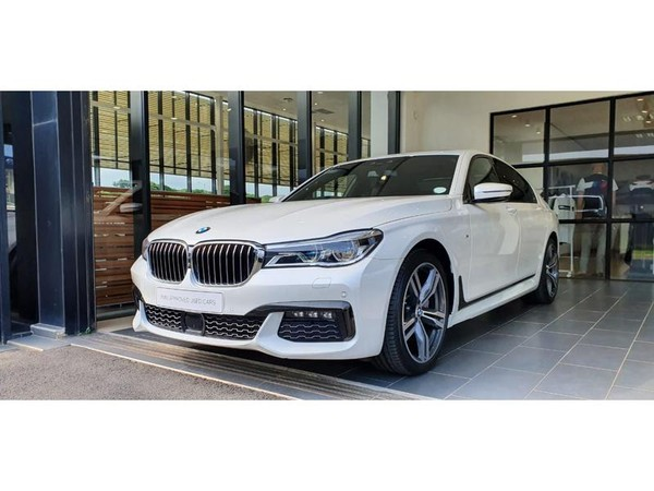2020 BMW 7 Series 740i M Sport Kwazulu Natal Kwazulunatal_0