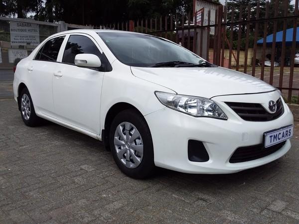 2012 Toyota Corolla 1.3 Professional  Gauteng Bramley_0