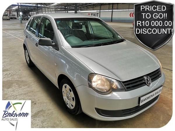 2010 Volkswagen Polo Vivo 1.4 Trendline 5Dr Gauteng Karenpark_0