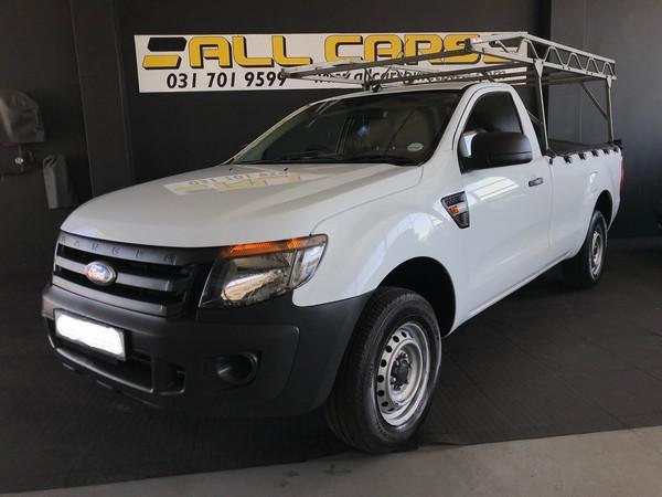 2015 Ford Ranger 2.2TDCi XL Single Cab Bakkie Kwazulu Natal Pinetown_0