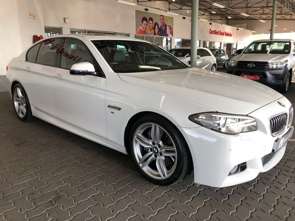2017 BMW 5 Series 535d M Sport Auto Gauteng Midrand_0