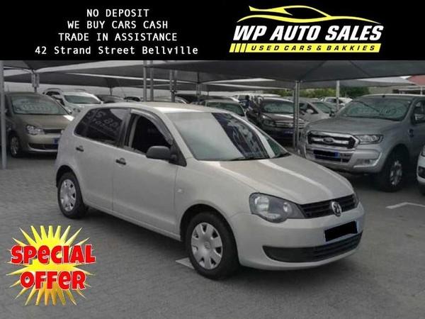 2011 Volkswagen Polo Vivo 1.4 5Dr Western Cape Bellville_0