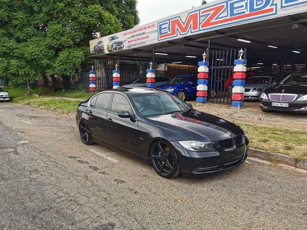 2008 BMW 3 Series 330d Sport e90  Gauteng Benoni_0