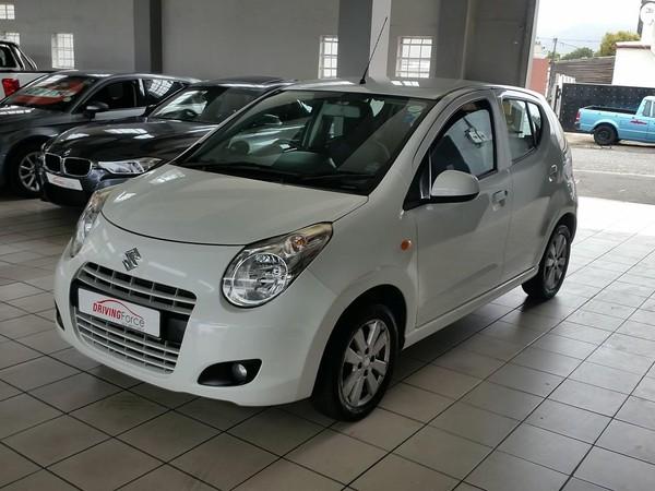 2013 Suzuki Alto 1.0 Glx  Western Cape Wynberg_0