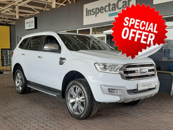 2019 Ford Everest 3.2 LTD 4X4 Auto Gauteng Centurion_0