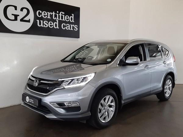 2017 Honda CR-V 2.0 Comfort CVT Gauteng Roodepoort_0