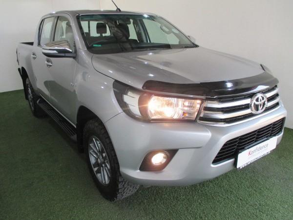 2018 Toyota Hilux 4.0 V6 Raider 4x4 Double Cab Bakkie Auto Gauteng Roodepoort_0