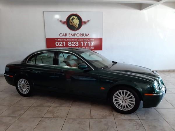 2004 Jaguar S-Type 4.2 V8 At  Western Cape Diep River_0