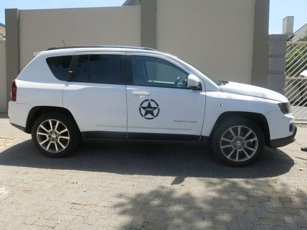 2014 Jeep Compass 2.0 Ltd  Gauteng Rosettenville_0