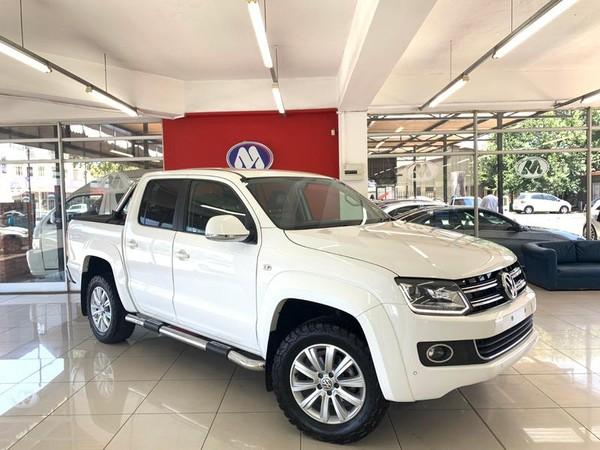 2017 Volkswagen Amarok 2.0 BiTDi Highline 132kW Auto Double Cab Bakkie Gauteng Vereeniging_0