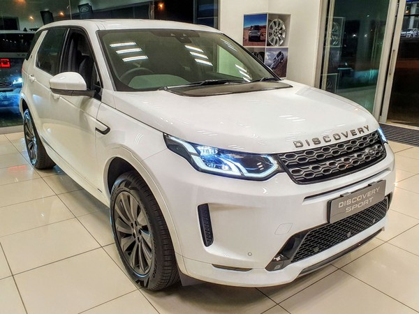 2020 Land Rover Discovery Sport 2.0D SE R-Dynamic D180 Western Cape George_0