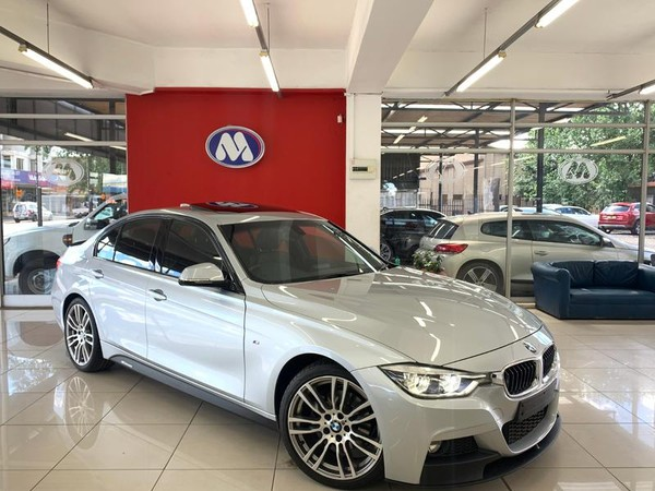 2016 BMW 3 Series 320D M Performance ED Auto Gauteng Vereeniging_0