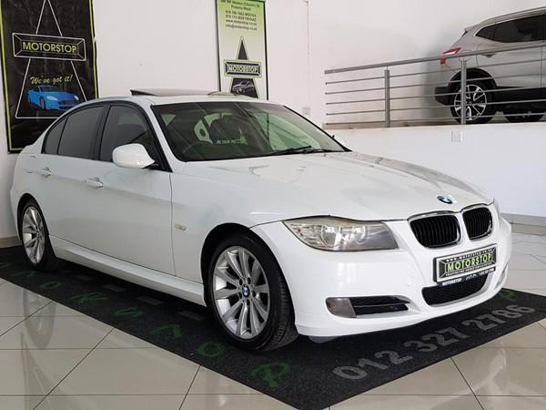 2010 BMW 3 Series 320i Exclusive e90  Gauteng Pretoria_0