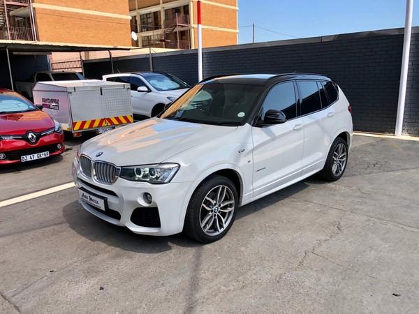 2016 BMW X3 Xdrive 3.0d M-sport At  Gauteng Pretoria_0