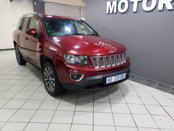 2015 Jeep Compass 2.0 Cvt Ltd  Kwazulu Natal Durban_0