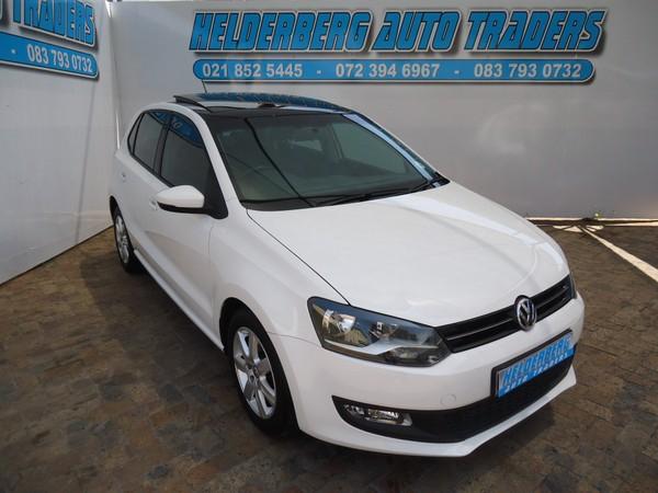 2013 Volkswagen Polo 1.4 Comfortline 5dr  Western Cape Somerset West_0