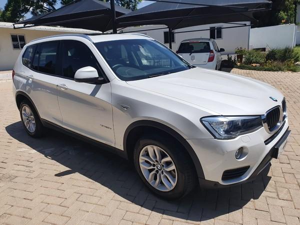 2015 BMW X3 Xdrive20d At  Gauteng Sandton_0