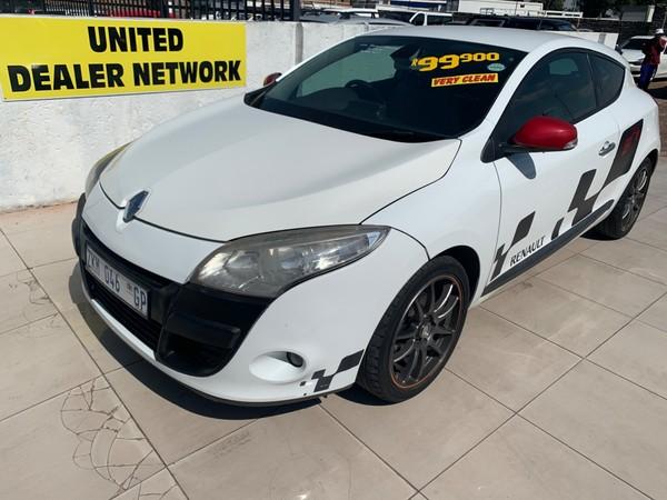 2010 Renault Megane Iii 1.6 Dynamique Coupe  Gauteng Boksburg_0