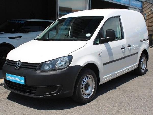 2014 Volkswagen Caddy Volkswagen Caddy 1.6i Western Cape Bellville_0