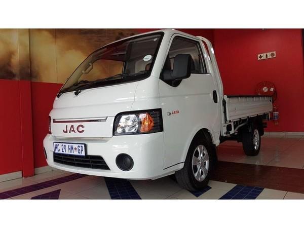 2020 JAC X200 S 2.8 TD 1.5TON SC DS Gauteng Randburg_0