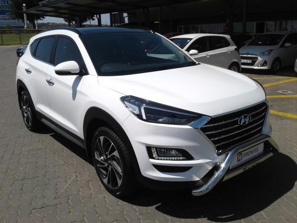 2020 Hyundai Tucson 2.0 CRDi ELITE AT Gauteng Roodepoort_0