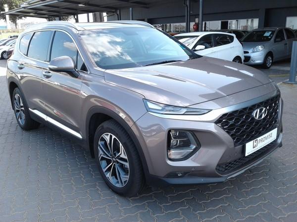 2019 Hyundai Santa Fe R2.2 AWD Elite Auto 7 SEAT Gauteng Roodepoort_0