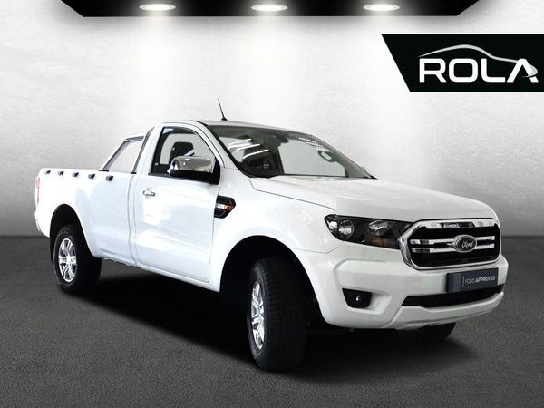 2020 Ford Ranger 2.2TDCi XLS Single Cab Bakkie Western Cape Riversdale_0