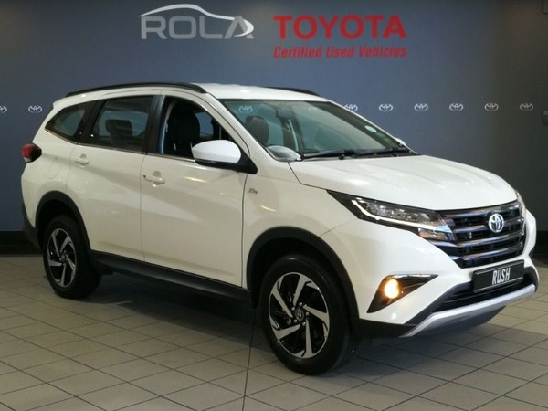 2018 Toyota Rush 1.5 Auto Western Cape Somerset West_0