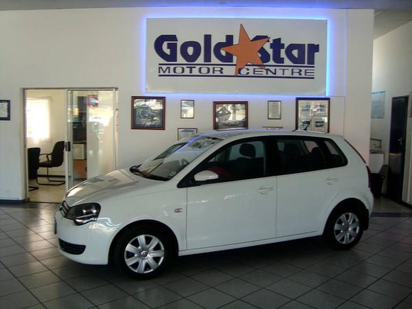 2015 Volkswagen Polo Vivo 1.4 Trendline 5Dr Gauteng Edenvale_0