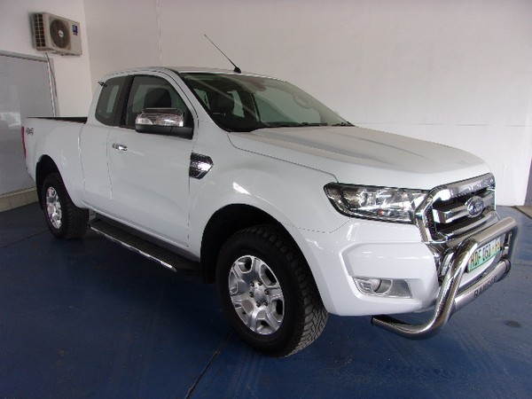 2016 Ford Ranger 3.2TDCi XLT 4X4 AT PU SUPCAB Free State Kroonstad_0