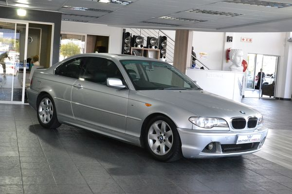 2004 BMW 3 Series 325ci Coupe e46fl  Gauteng Roodepoort_0