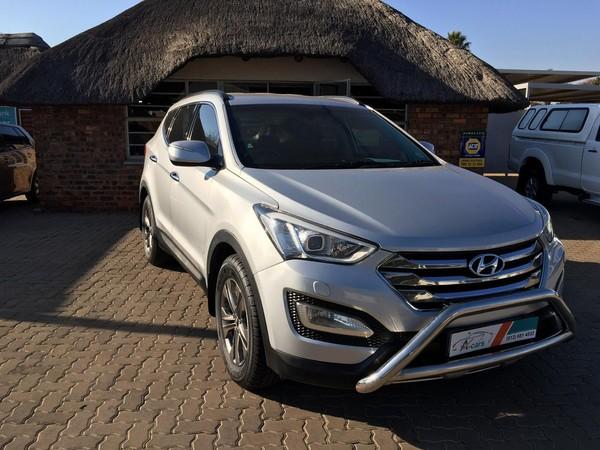 2014 Hyundai Santa Fe R2.2D Premium Auto Gauteng Centurion_0