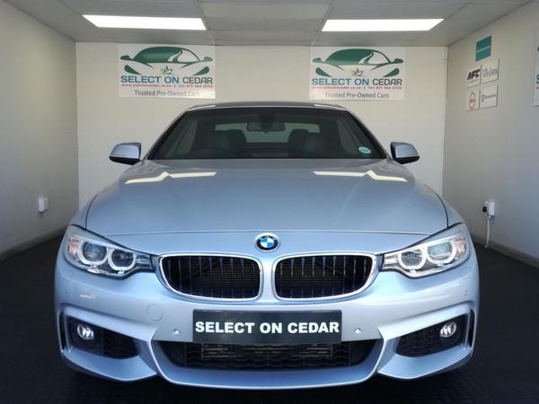 2015 BMW 4 Series 428i Convertible M Sport Auto Gauteng Four Ways_0