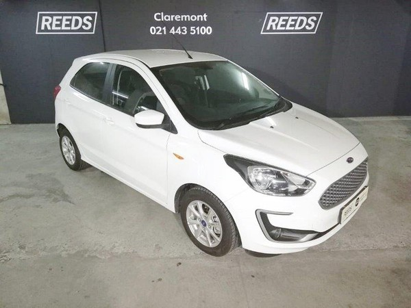 2019 Ford Figo 1.5Ti VCT Trend 5-Door Western Cape Claremont_0