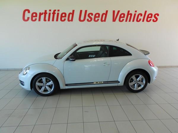 2012 Volkswagen Beetle 1.4 Tsi Sport  Gauteng Heidelberg_0