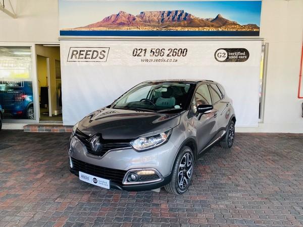 2017 Renault Captur 1.2T Dynamique EDC 5-Door 88kW Western Cape Bellville_0