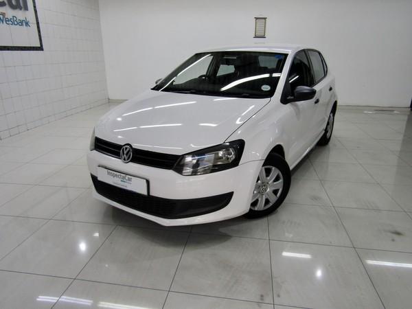 2010 Volkswagen Polo 1.6 Trendline 5dr  Gauteng Pretoria_0