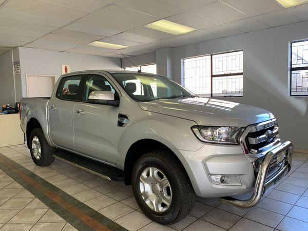 2018 Ford Ranger 3.2TDCI XLT Double Cab 4X4 Manual Kwazulu Natal Vryheid_0