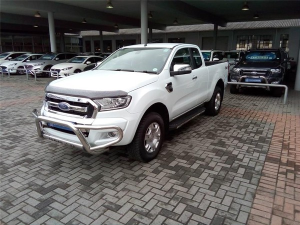 2018 Ford Ranger 3.2TDCi XLT 4X4 AT PU SUPCAB Eastern Cape East London_0