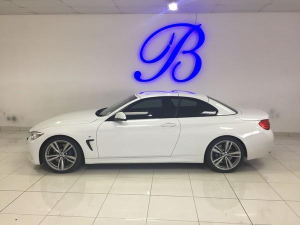 2015 BMW 4 Series 420i Convertible M Sport Auto Western Cape Cape Town_0