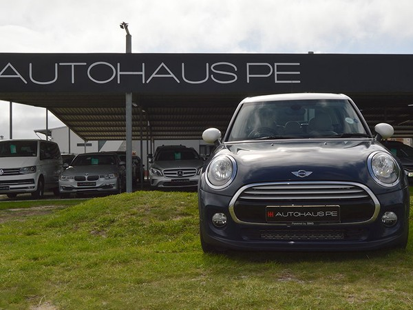 2015 MINI Cooper Auto Eastern Cape Port Elizabeth_0